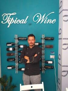 Chef Fabio Cardenas - colapesce