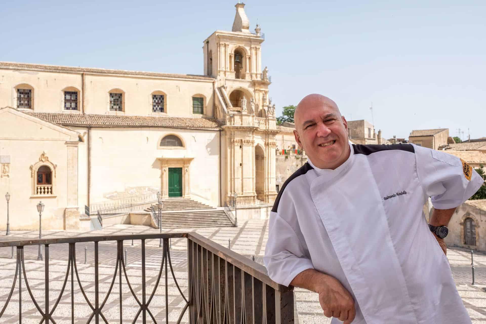 Lo chef - Raimondo Mendolia