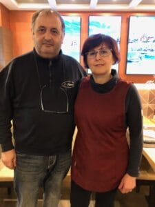 I Sapori Sicilian Grill Vito e barbara