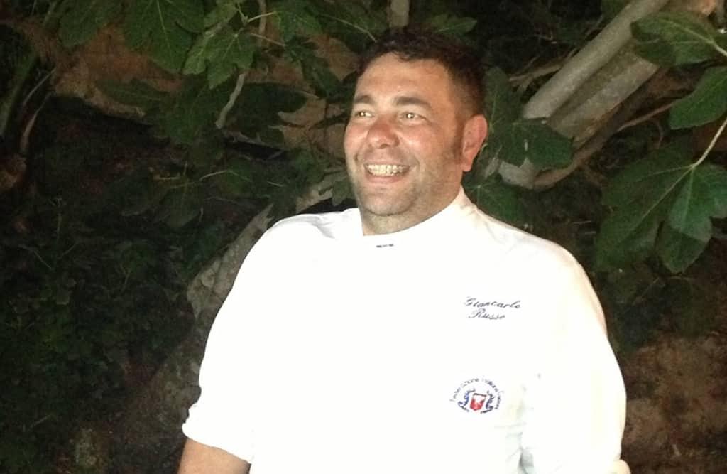 Giancarlo Russo ristorante lancora