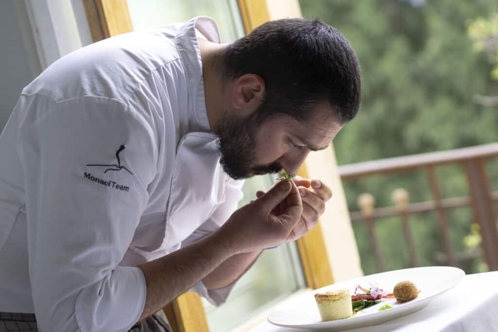 LOCANDA NERELLO Chef Gaetano Procopio