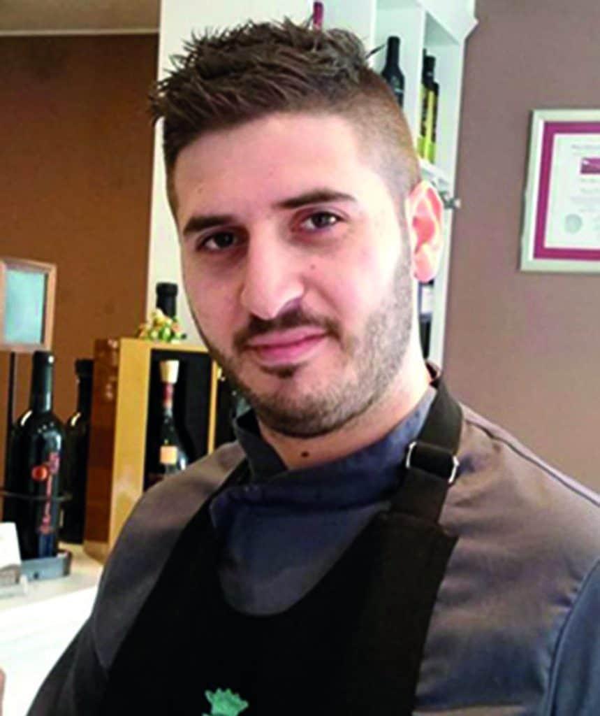 Chef Enrico Alecci | La Vela | Ristorante Malta | Sicilia da Gustare