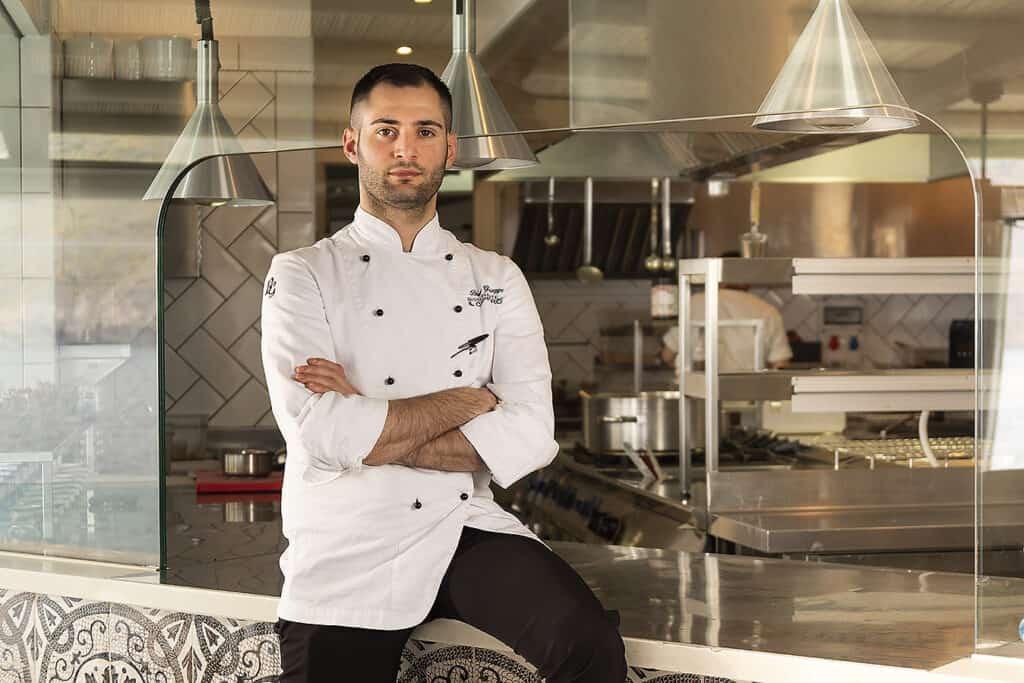 Me - Il Cappero - Foto Chef Giuseppe biuso 1