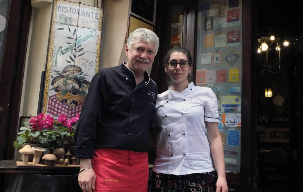 nangalarruni Ristorante chef Peppe Francesca Carollo castelbuono