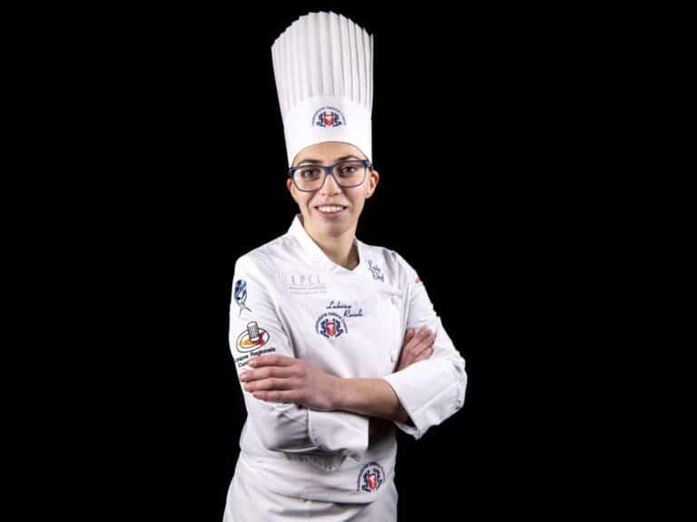 Chef Ludovica Raniolo