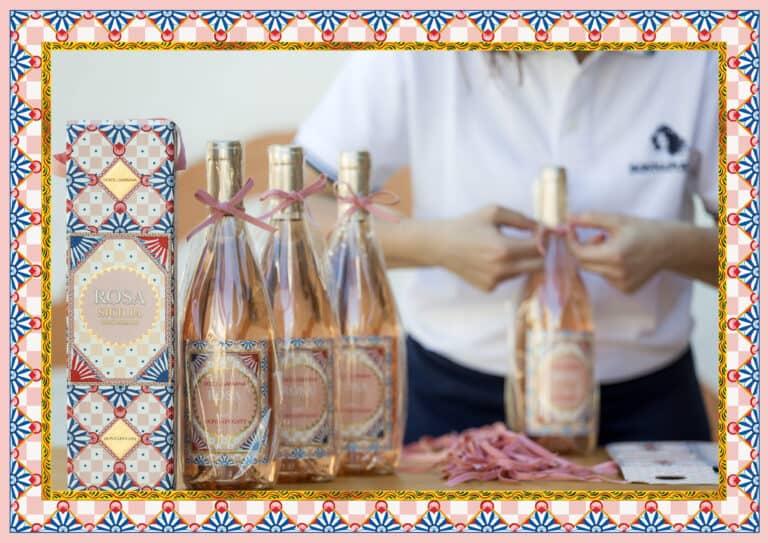 Vino Rosè Rosa - Dolce e Gabbana Donnafugata