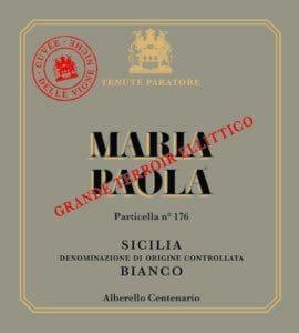 Cuvée delle Vigne Niche Maria Paola