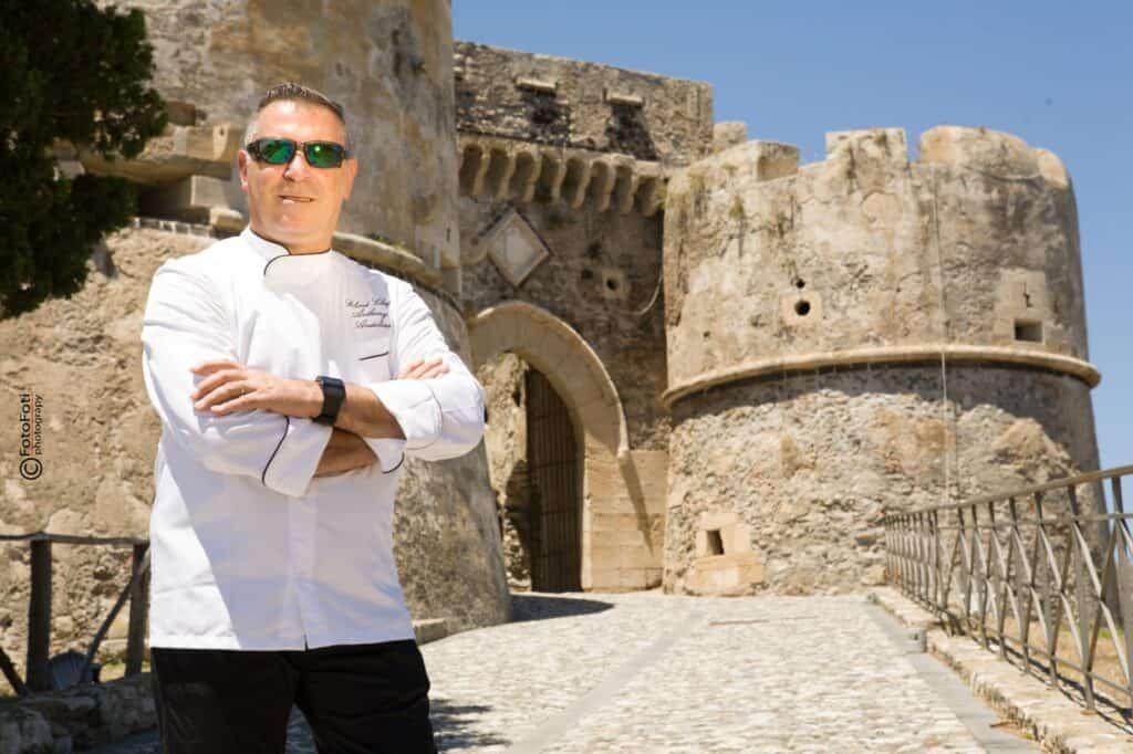 Blind Chef Anthony Andaloro
