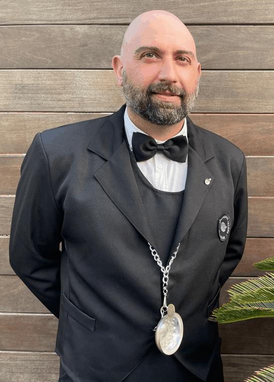 sommelier Alberto Rossi