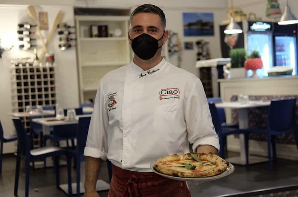 Anime e cori Pizzaiolo Ivan Cappuccio