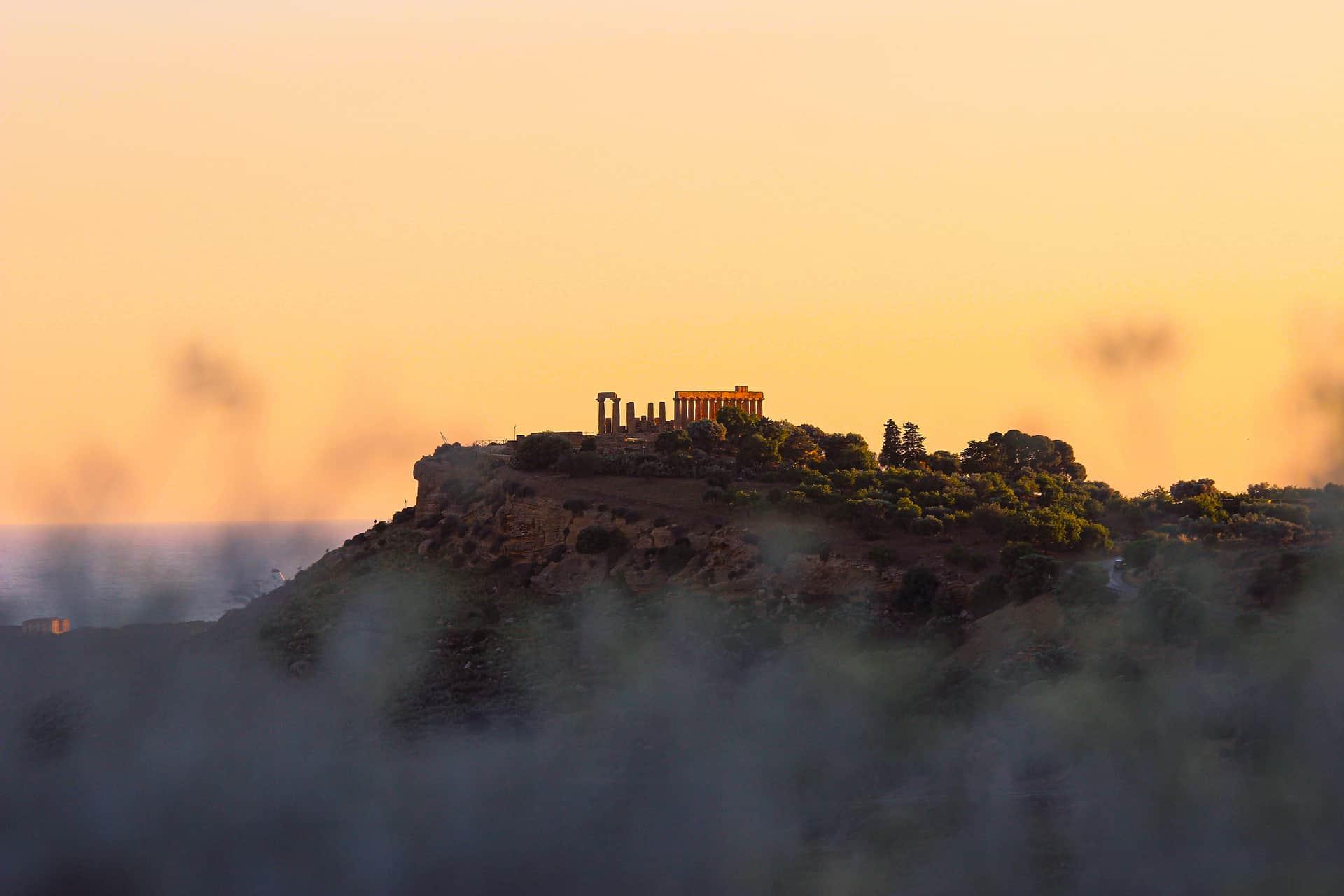 Doric Panoramica Valle dei templi