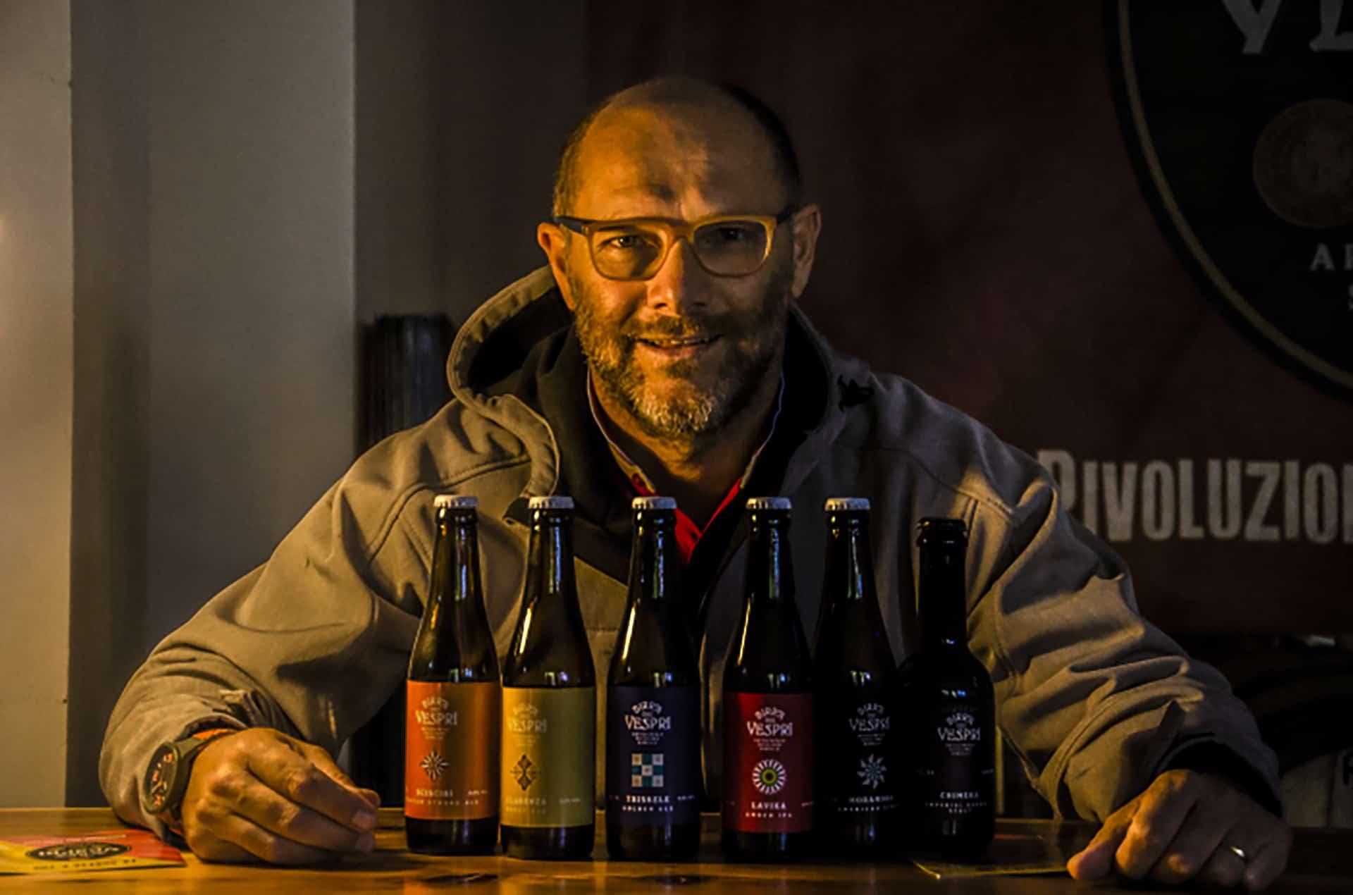 Gaetano Bucaro Birra dei vespri