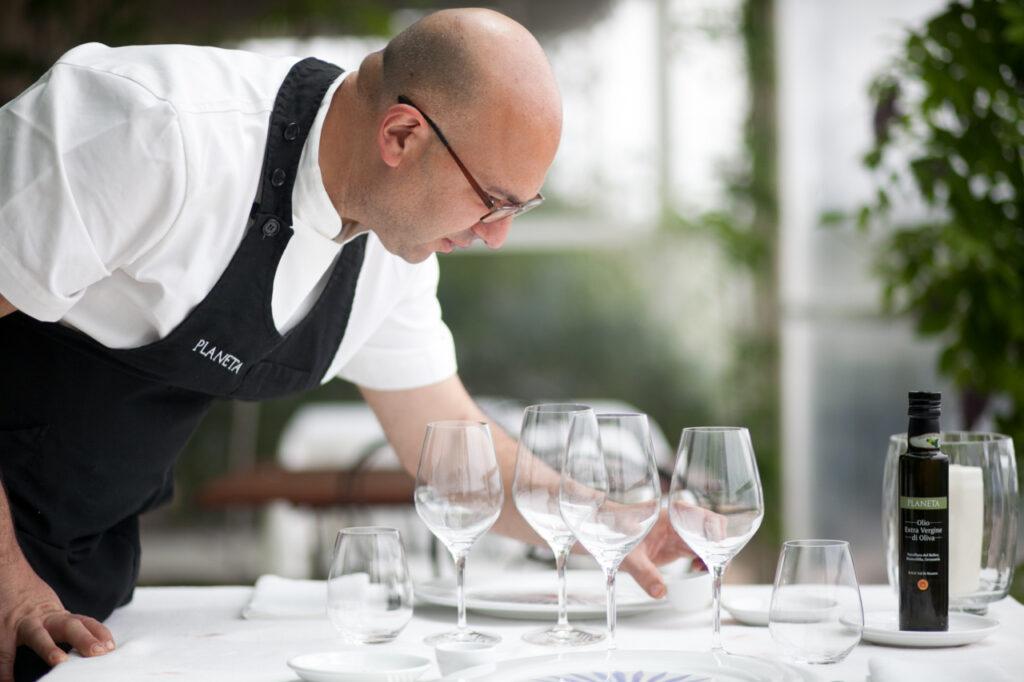 PlanetaResort chef Angelo Pumilia