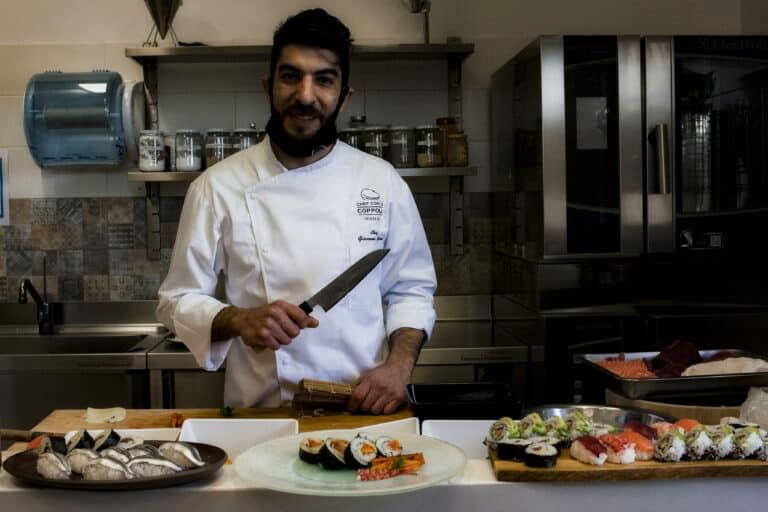 chef Giovanni Grasso