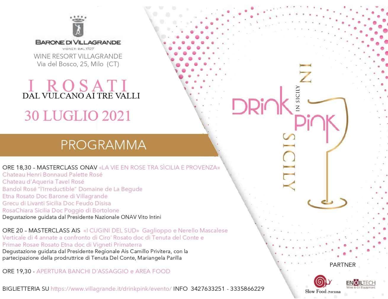 Drink Pink III
