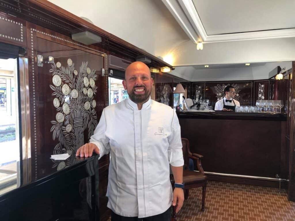Giuseppe Costa chef