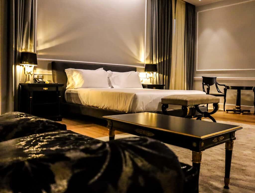 Grand Hotel et des Palmes - Stanza 3