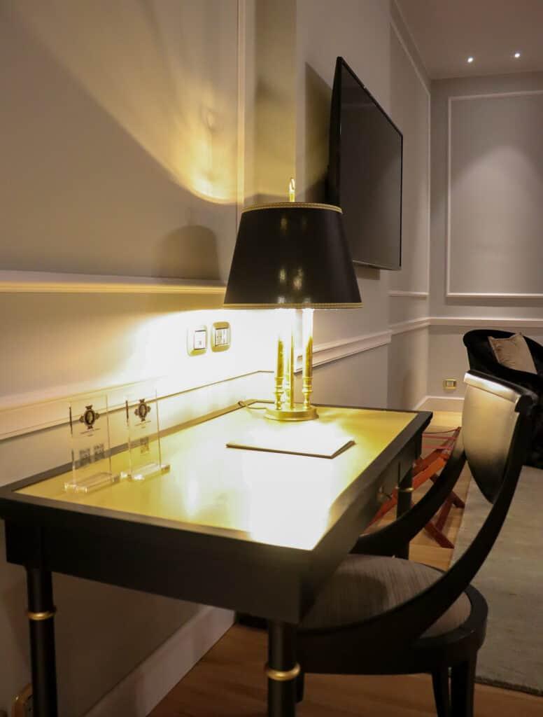 Grand Hotel et des Palmes - Stanza 4