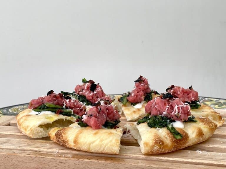 Pizza Sapore dei Nebrodi