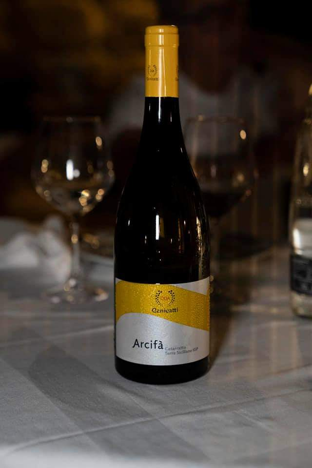 arcifà vino