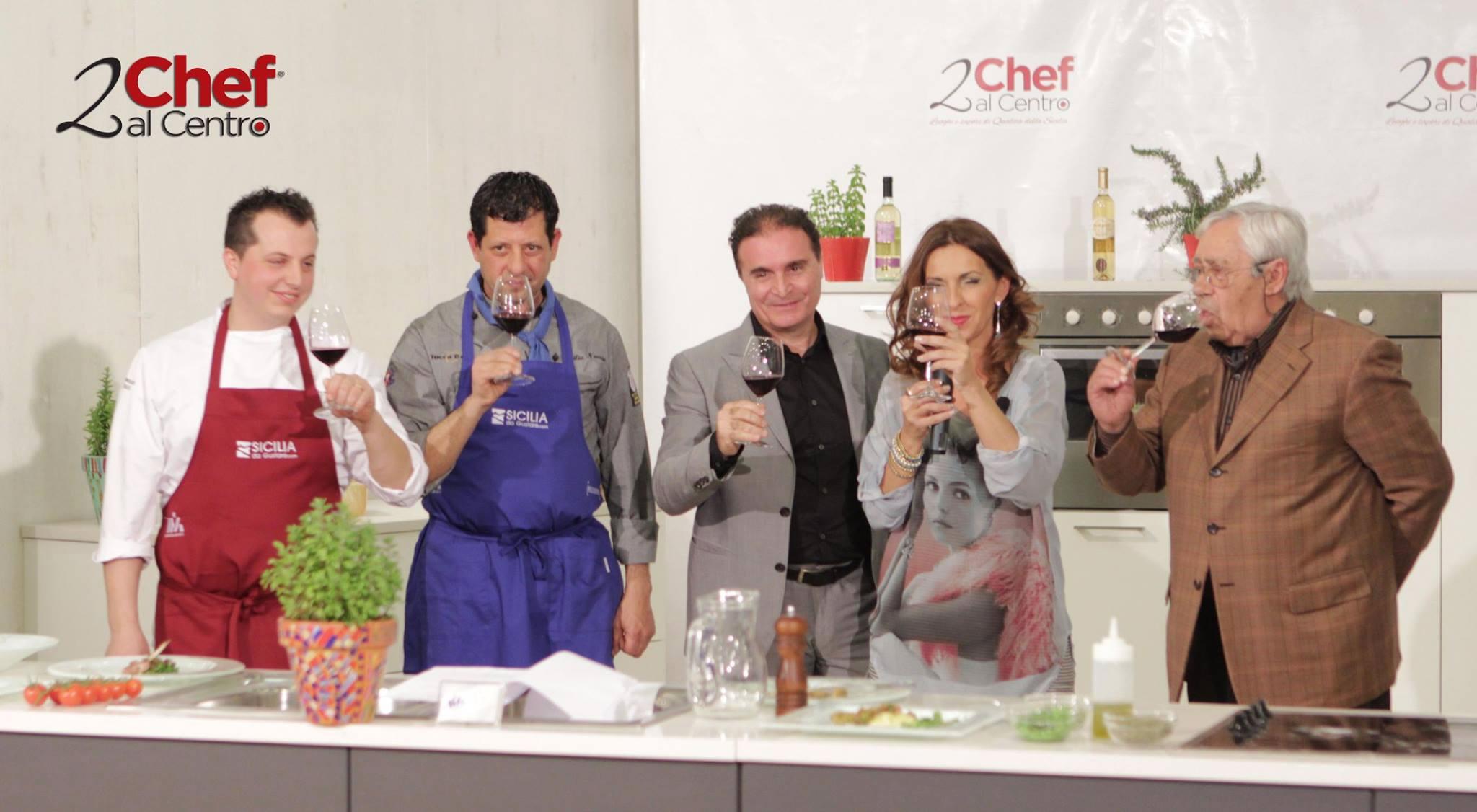 2 Chef al centro
